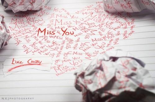 Saknar dig också!