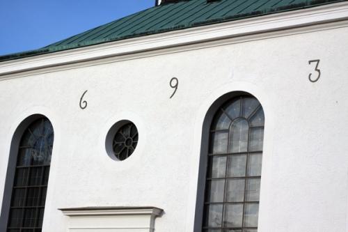 Karl Gustavs kyrka, Karlshamn